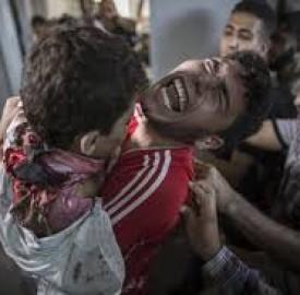 غزه قربانی سکوت معنی دار قدرت های پوشالی !