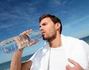 آیا کم شدن آب بدن و رسیدن به دمای 40 درجه مانع ورزش خواهد شد