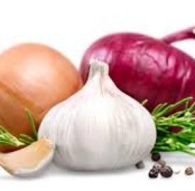سیر و پیاز سبزیجاتی با تأثیر شگفت انگیز در افزایش طول عمر !