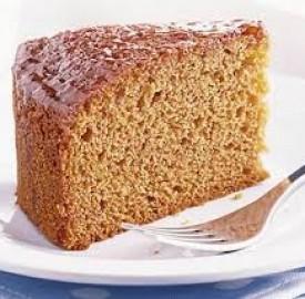کیک عسل عصرانه ای جذاب در فصل سرد زمستان
