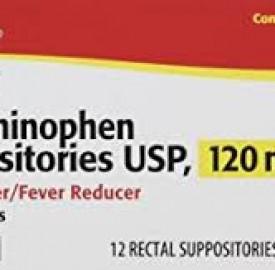 شیاف استامینوفن و موارد استفاده از این دارو