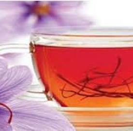 چای زعفران بهمراه خواص گوناگون این دمنوش گیاهی
