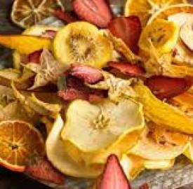 چیپس میوه ها و تأثیرات آنها بر سلامت جسمی افراد !