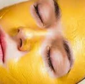 ماسک زردچوبه روشی مؤثر برای شفافیت پوست !