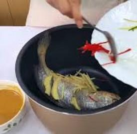 بهترین روش طبخ ماهی و نهایت استفاده از فواید آن !