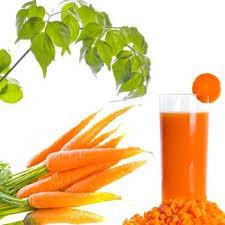 هویج عاملی برای رفع بوی بد دهان