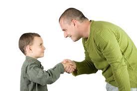 تربیت فرزندان عامل اصلی ایجاد جامعه ای سالم