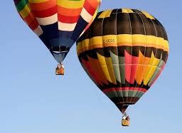 بالن ها چگونه در آسمان به پرواز در می آیند ؟