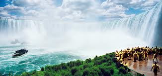 آبشار نیاگارا یا آبشارهای نیاگارا ؟