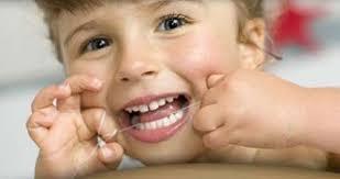 دندان های شیری از دو ماه اول بارداری تا دو سالگی