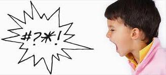 فحش و ناسزاگویی عادت برخی از کودکان