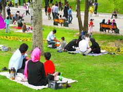 پارک ها جایگزین مناسب آپارتمان برای بازی کودکان