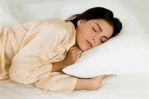 خواب راحت و دور کردن فکر های مزاحم