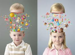 تخیل و قدرت بالای ذهن کودکان در شکل گیری آن