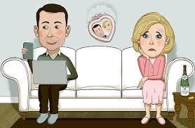 تکنولوژی و تراژدی دورافتادگی خانواده ها از یکدیگر !