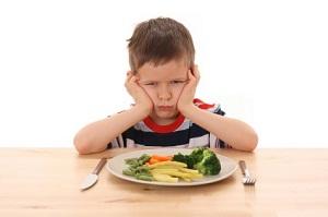 بی اشتها شدن طبیعی کودکان و واکنش های شدید والدین