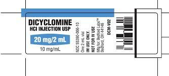دی سیکلومین داروی کمکی برای درمان اسهال در افراد
