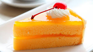آموزش تهیه کیک پرتقال و مقاله ای آزاد از یک جم