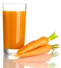 آب هویج راه حلی برای چاقی در کنار دیگر خواص آن !