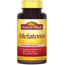 ملاتونین دارویی مؤثر برای خواب های شبانه ی افراد ؟