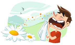 آلرژی بیماری شایع فصول مختلف به خصوص بهار !