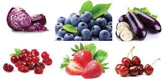 آنتوسیانین و خواص خوراکی هایی که این ماده را دارند ؟