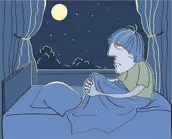 بی خوابی را با خوراکی های مؤثر درمان کنید !
