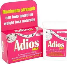 آدیوس قرص لاغری اما با برخی از عوارض جانبی !