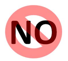 کلمه نه را با کلمات و گفتار بهتری جایگزین کنید !