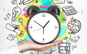 مدیریت زمان و اهمیت رعایت اصول آن !