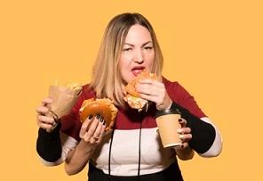 تند غذا خوردن باعث چاقی در افراد خواهد شد ؟