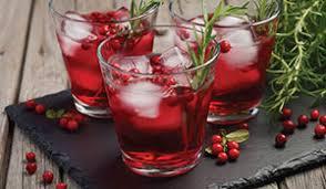 آب کرن بری لذت نوشیدن یک نوشیدنی خاص !