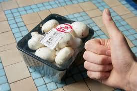 نگهداری قارچ در یخچال بدون سیاه شدن !